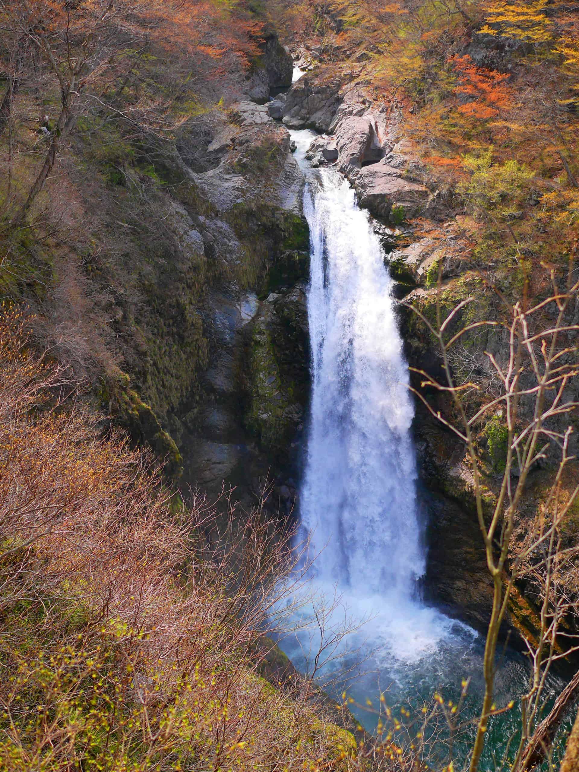 Things to do in Sendai - Akiu Great Falls
