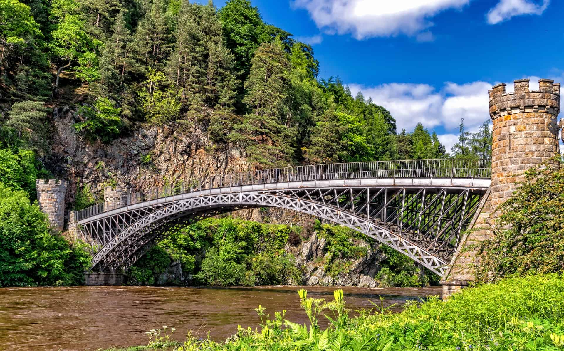 Trip To Scotland Cost Rail Line
