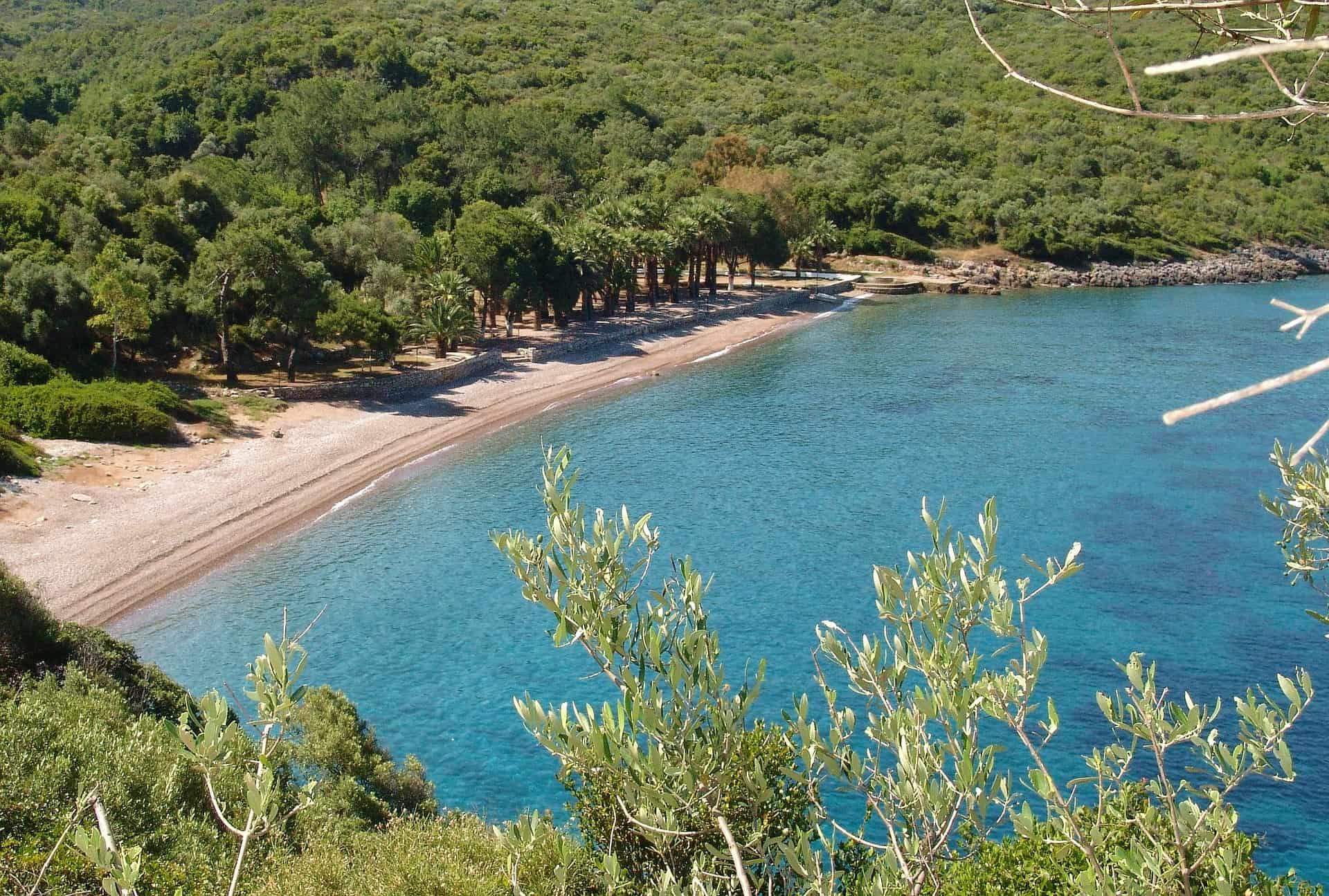 Turkish Coast Datca Hiking in Turkey