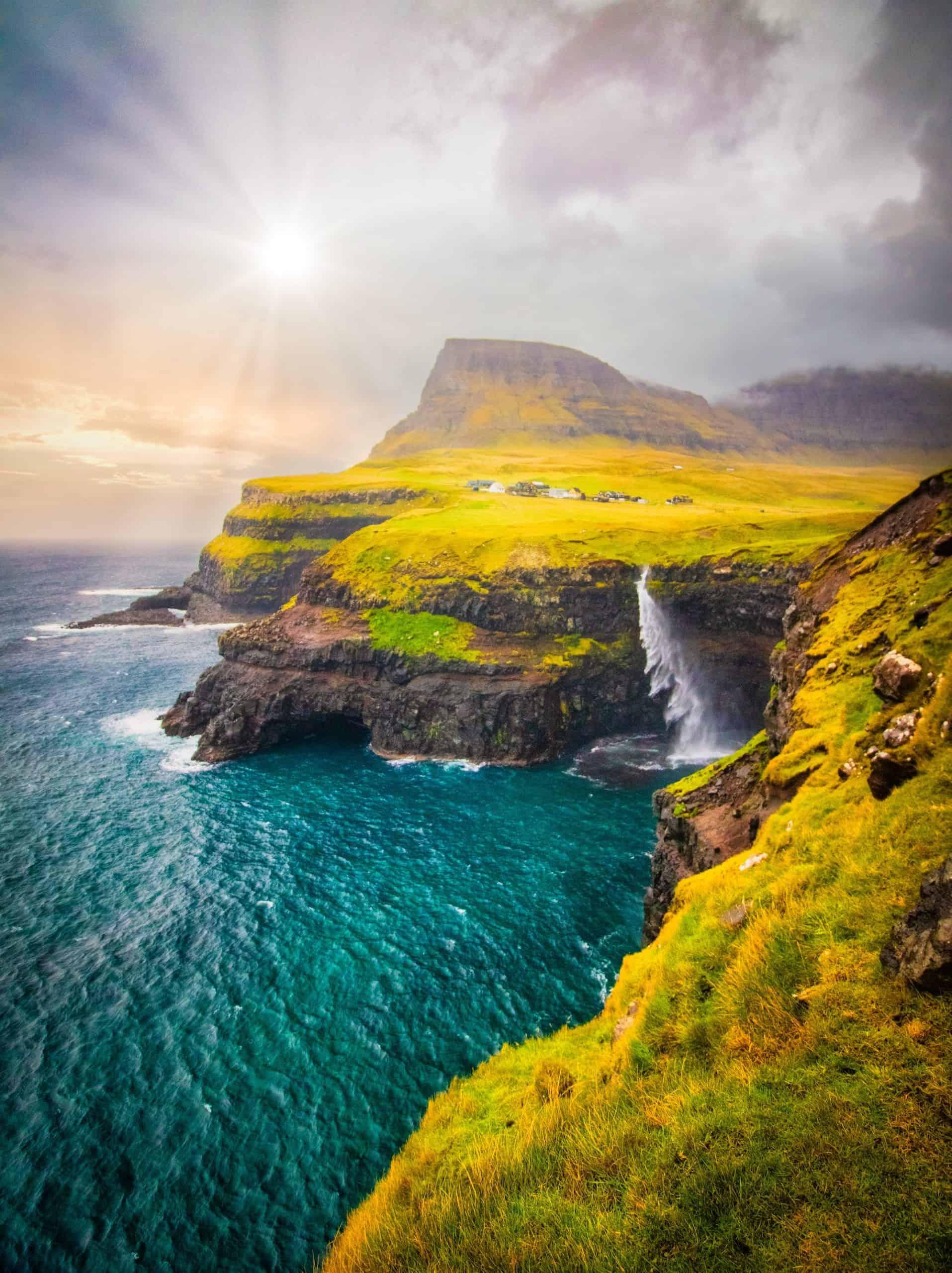travel the faroe islands