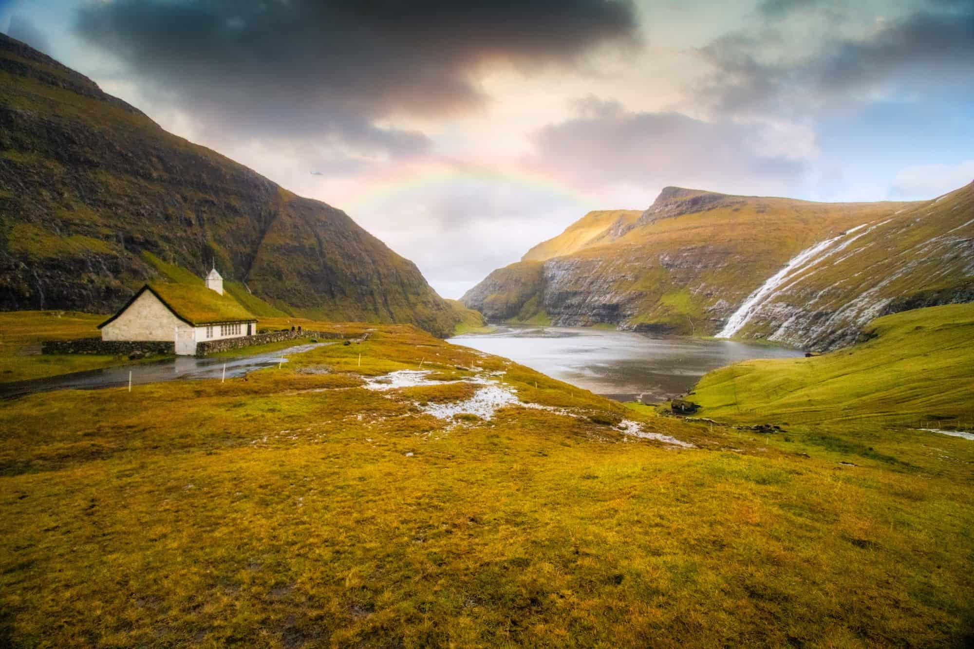 travel the faroe islands