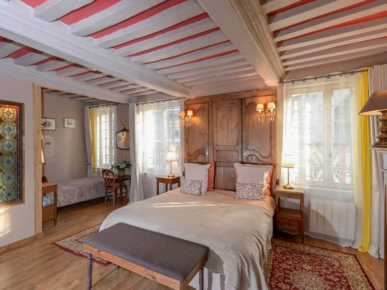 Where to stay in honfleur