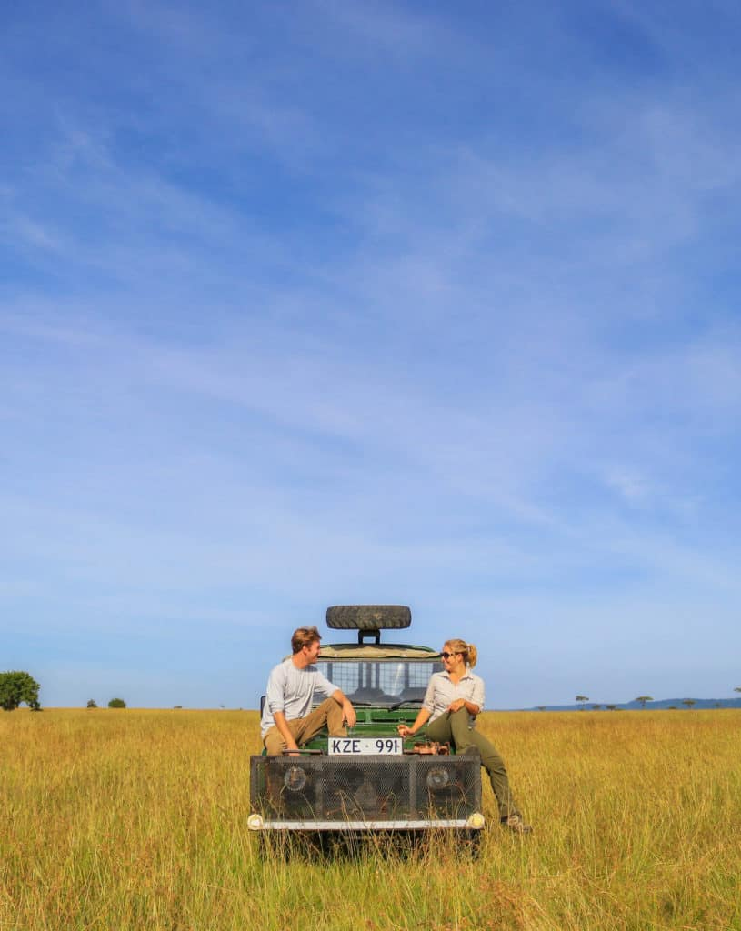 Best African Honeymoon Safari