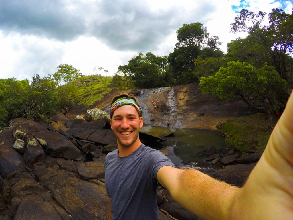 hiking in zambia