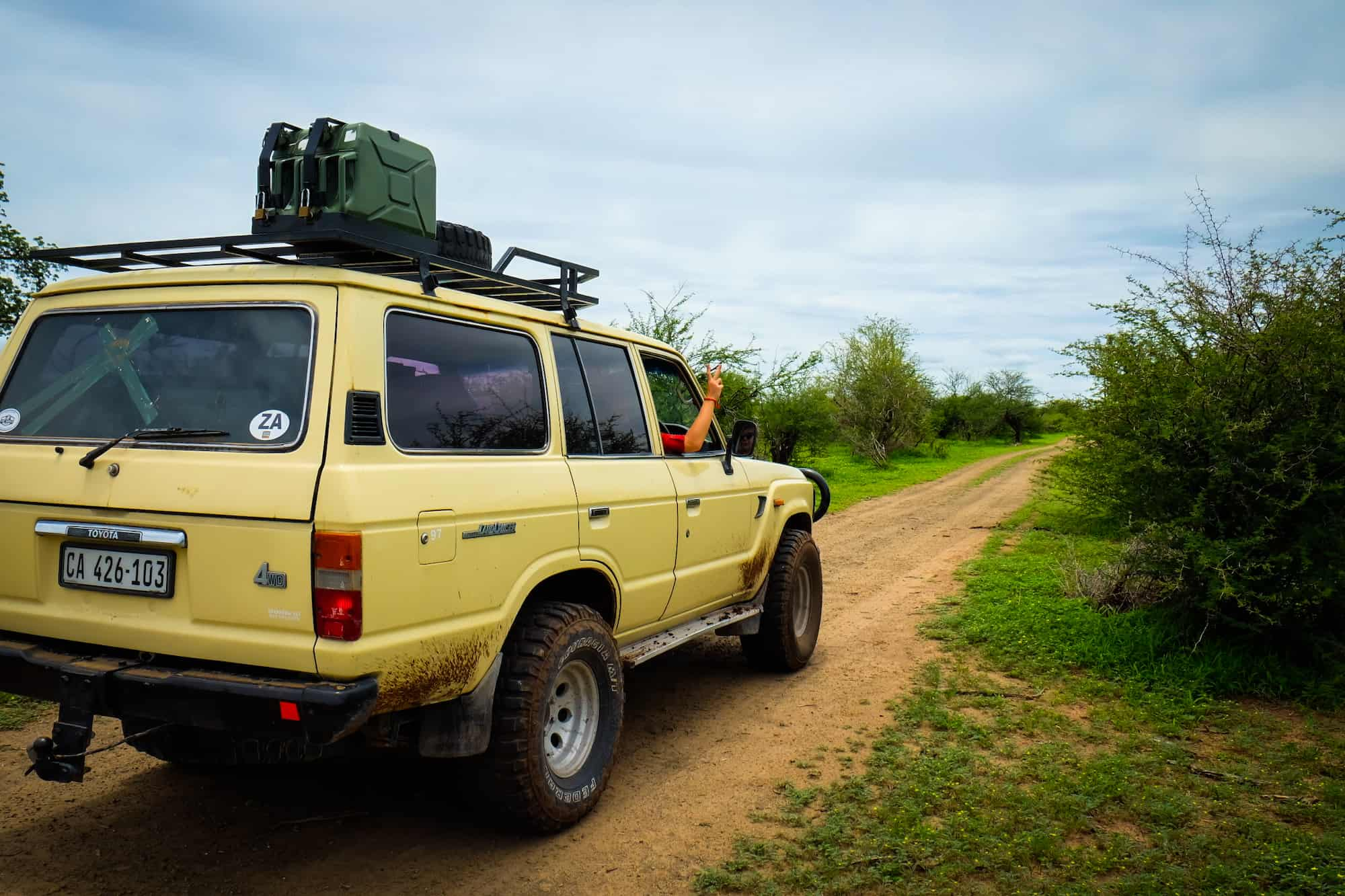 Overland Vehicle Equipment And Gear List For Traveling Africa