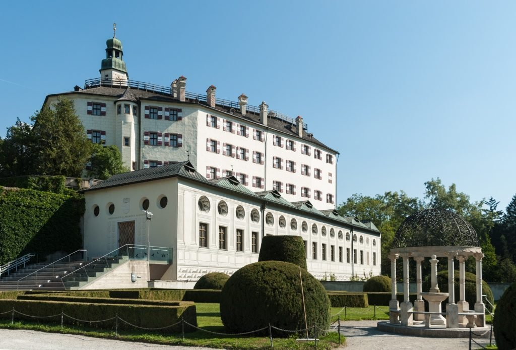 Ambras Castle Things To Do in Innsbruck