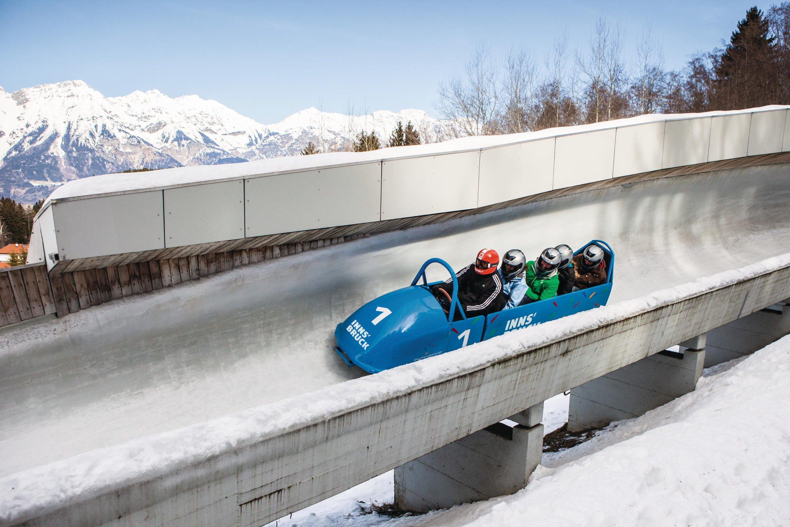 Bob Sled Things To Do in Innsbruck