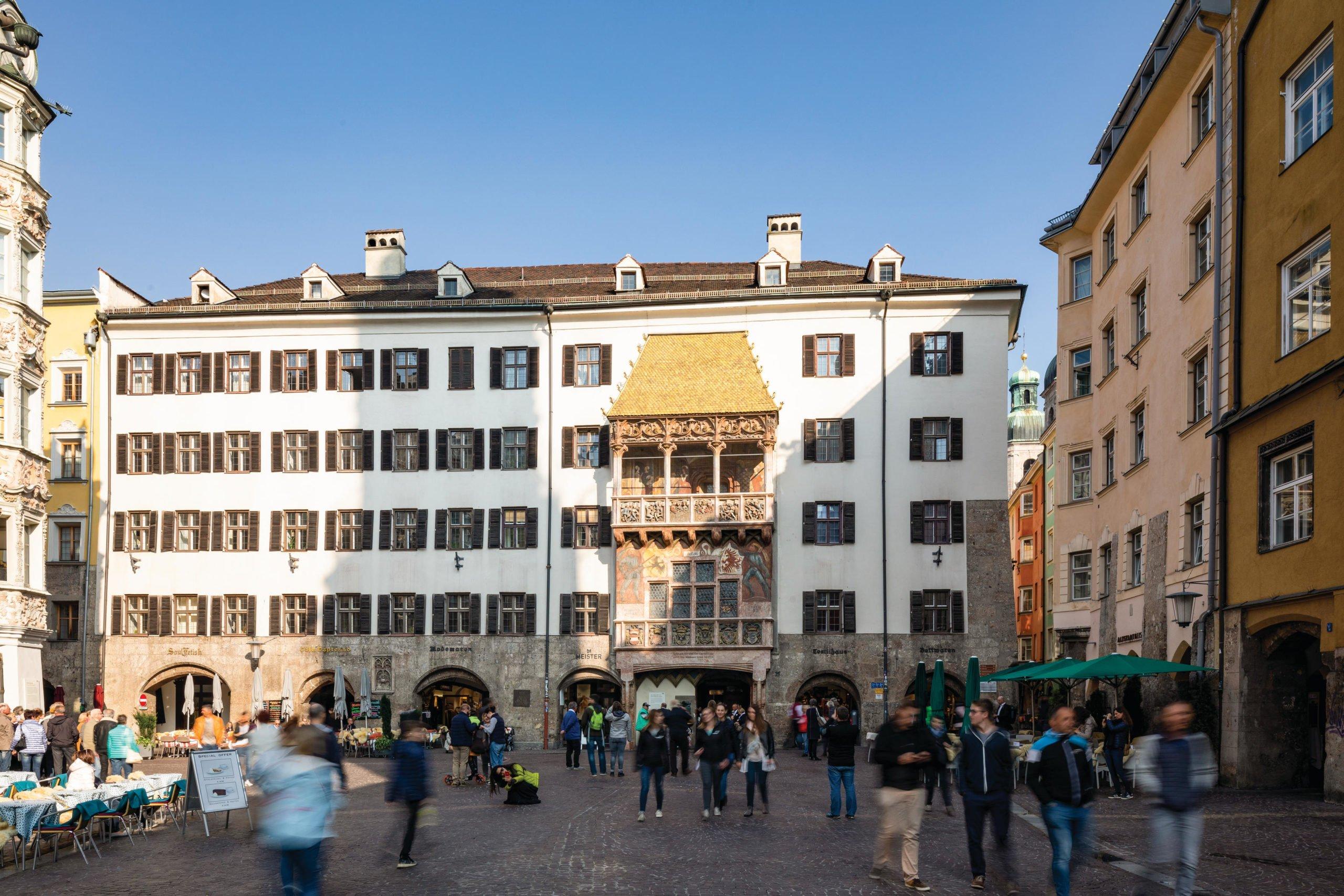 Goldenes Dachl Things To Do in Innsbruck