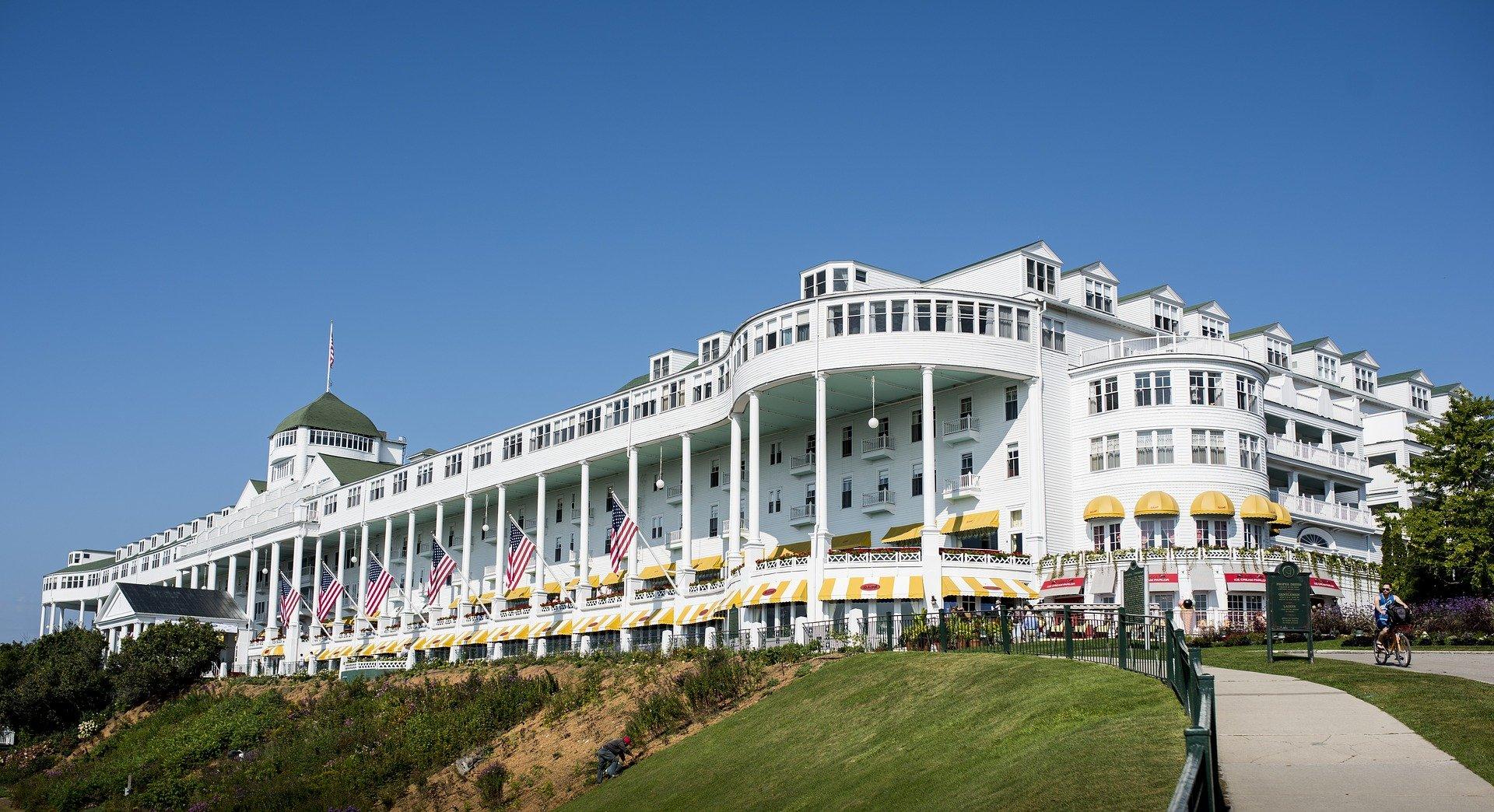 Mackinac Island Hotel