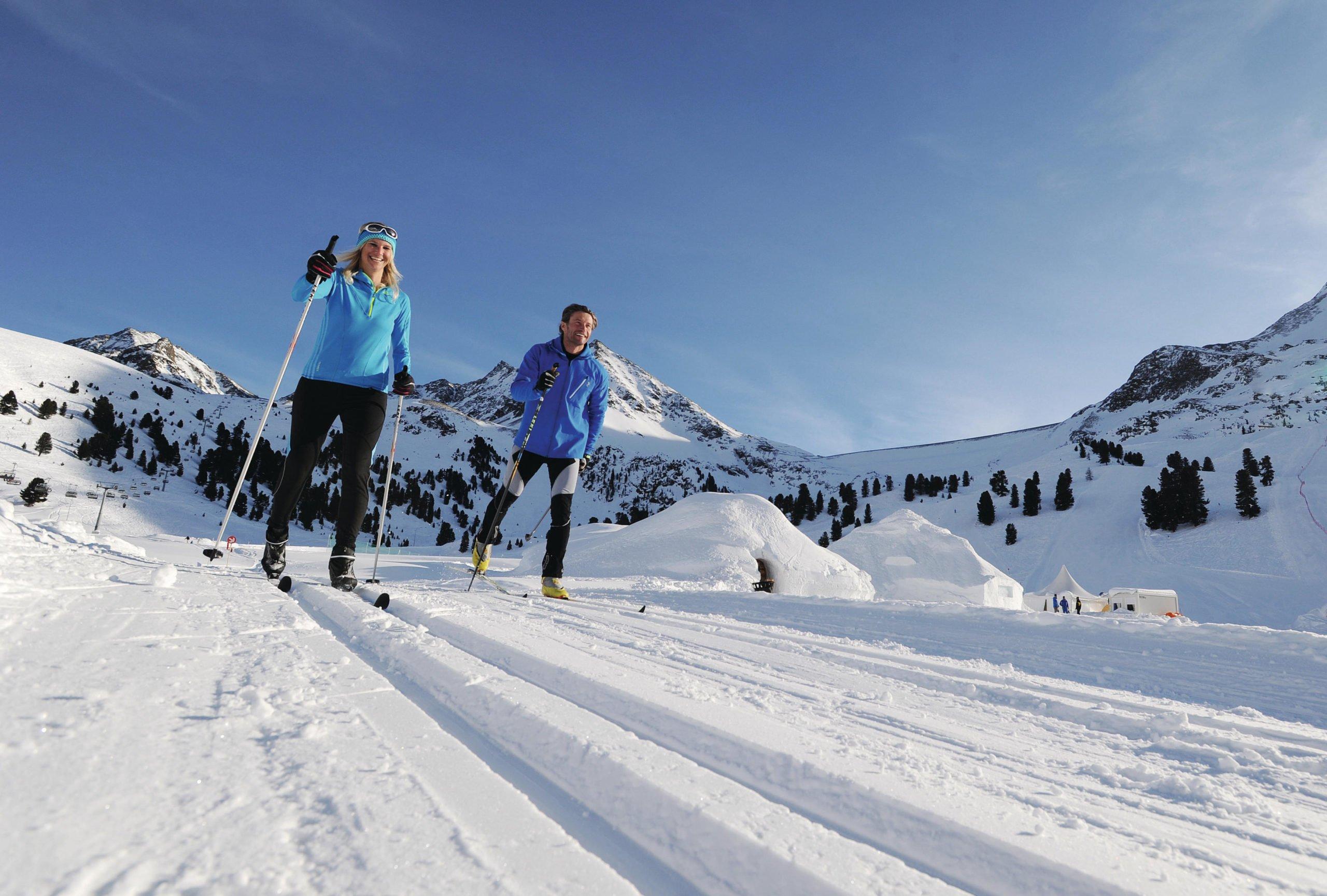 Nordic Ski Things To Do in Innsbruck