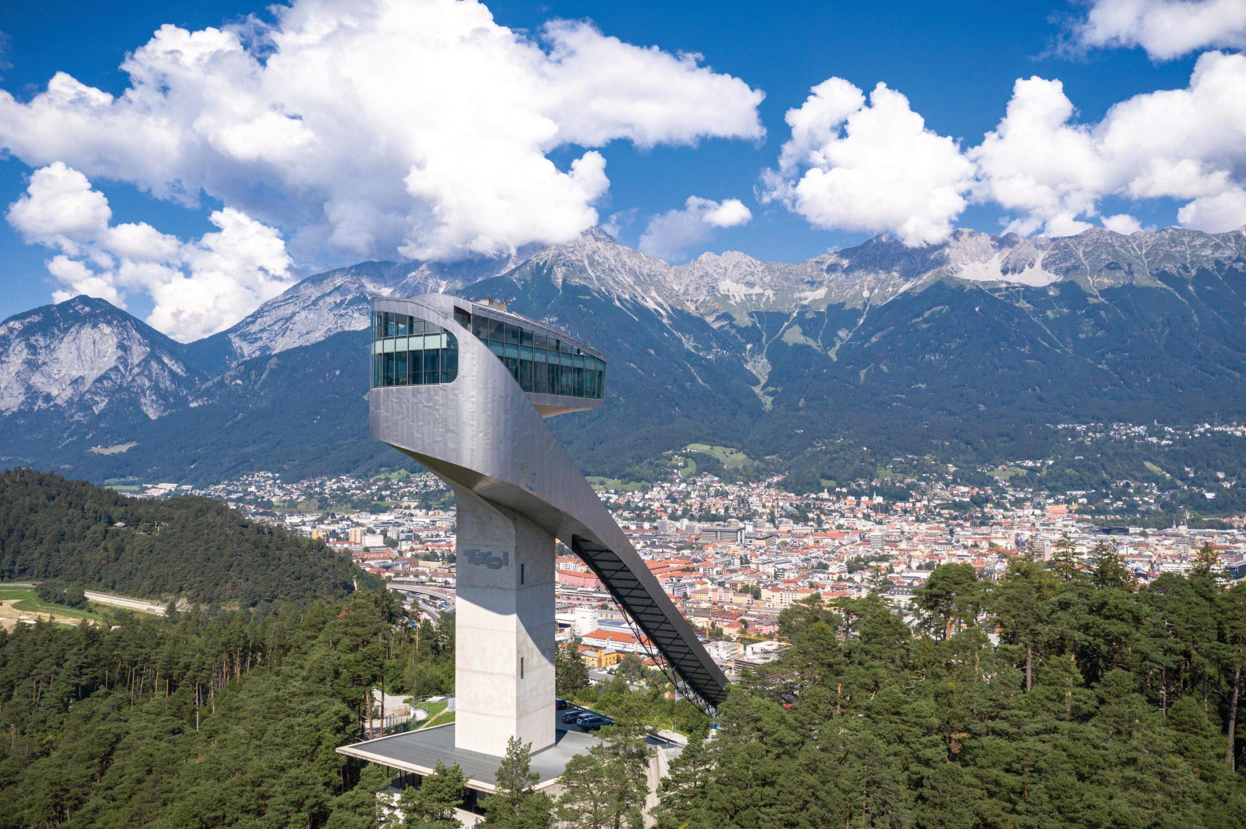 Olympic Ski Jump Things To Do in Innsbruck