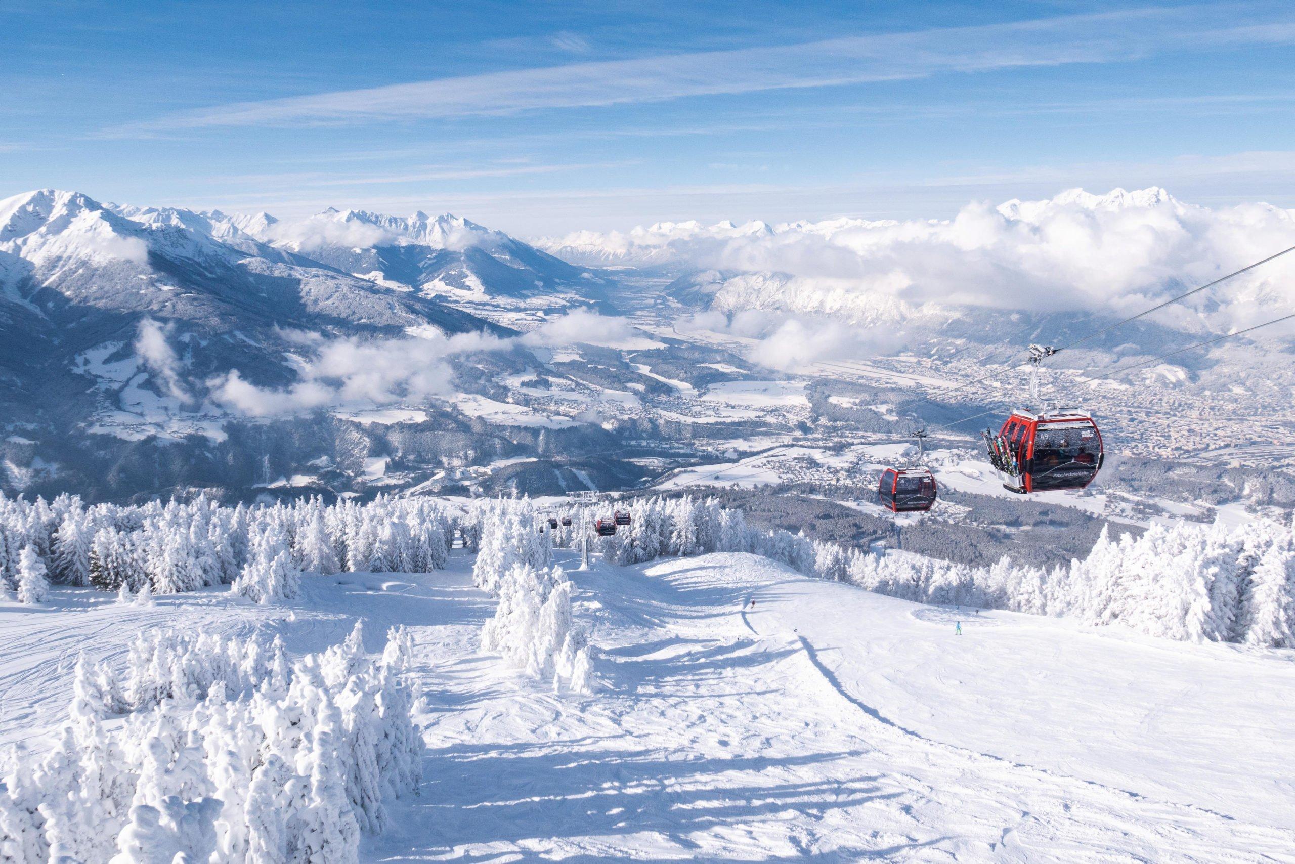 Gondola Things To Do in Innsbruck