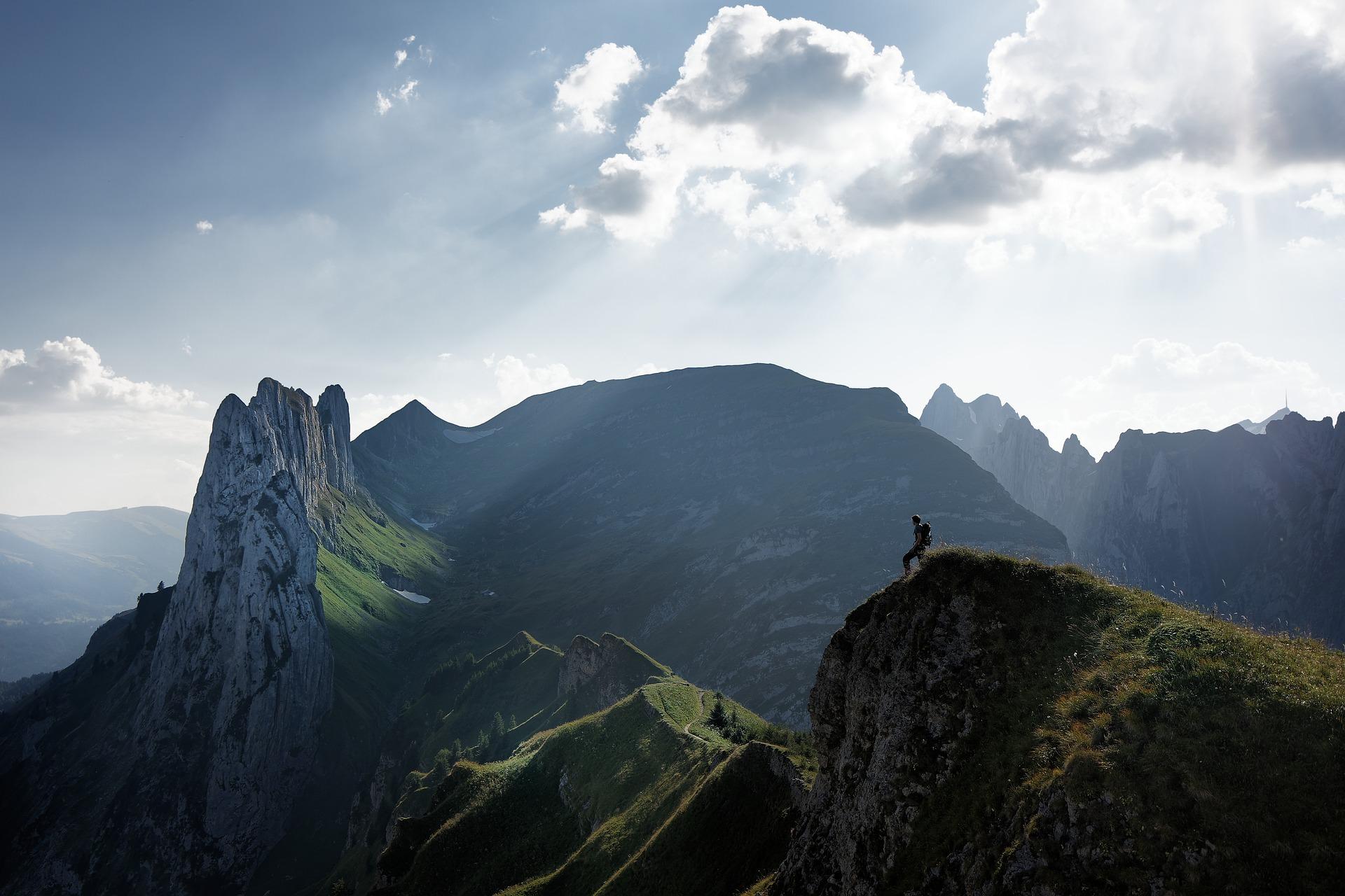 Switzerland Travel Hiking