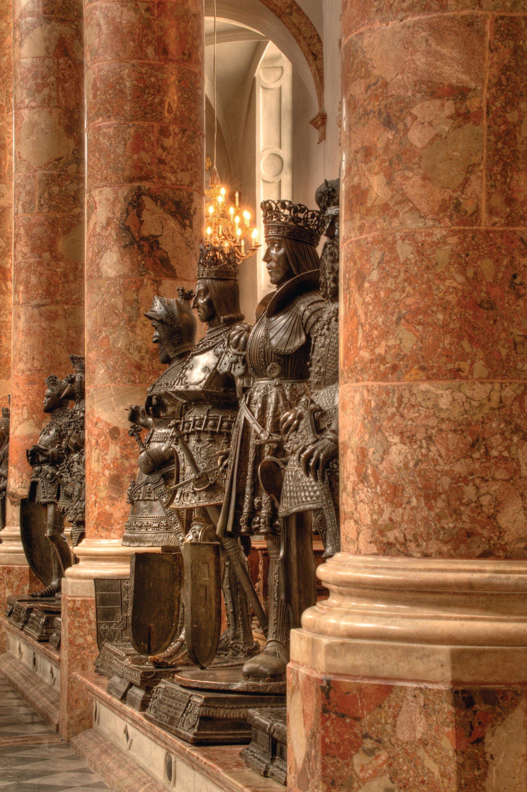 Things To Do in Innsbruck Hofkirche Statues