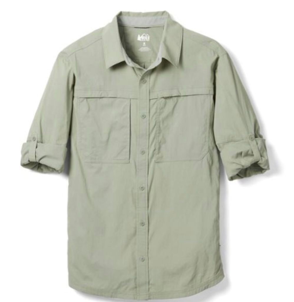 Best Men's Hiking Shirt
