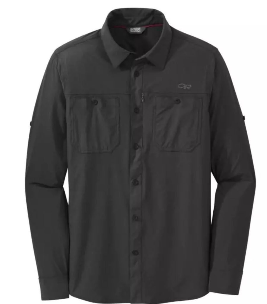 mens hiking shirts