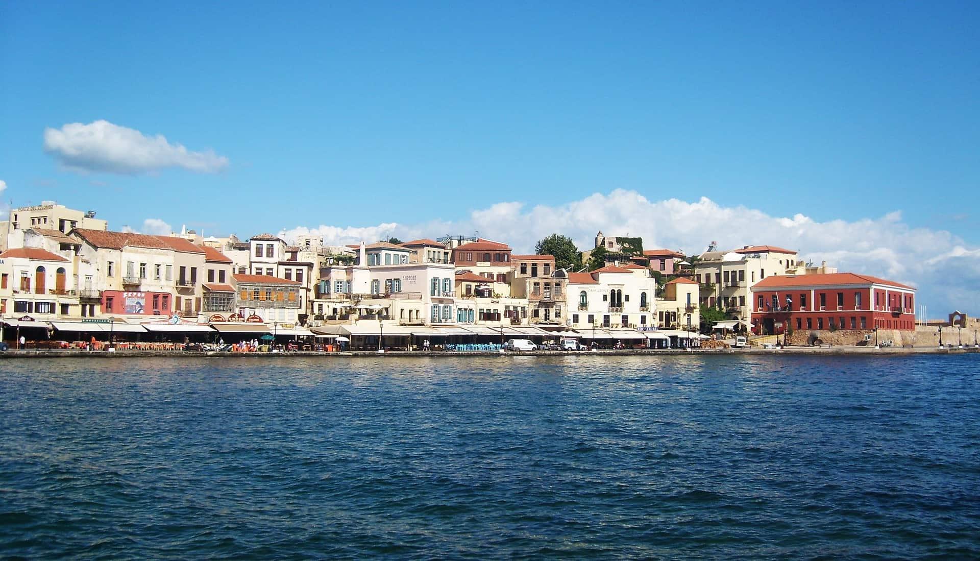 Heraklion City Waterfront