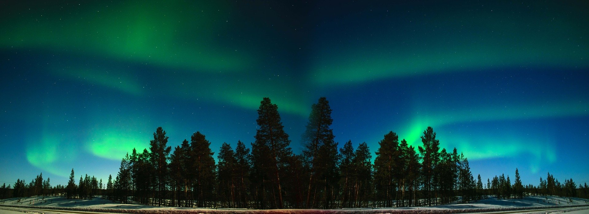 Lapland Finland Northern Lights
