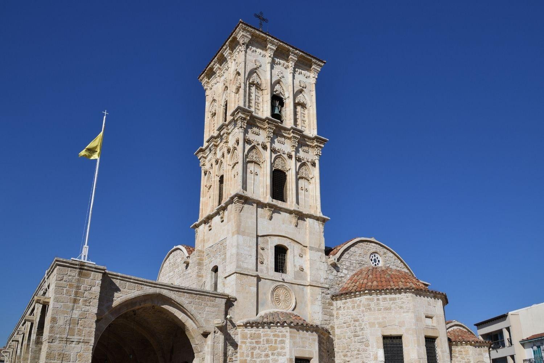 Church of St Lazarus, Larnaca
