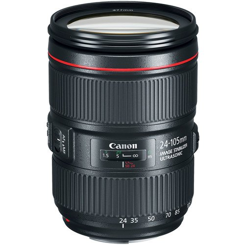 Canon EF 24–105mm