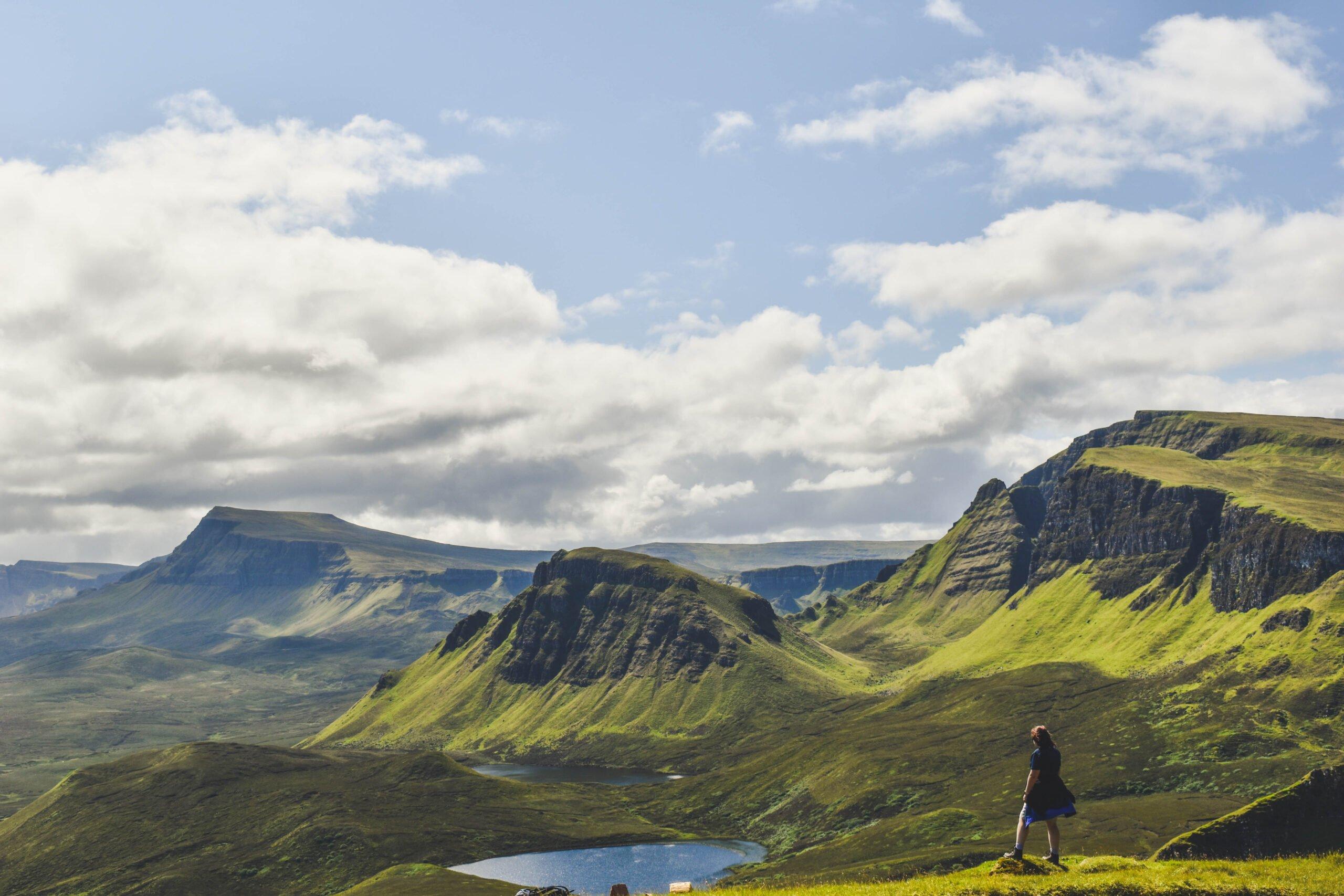 Visiting the Isle of Skye