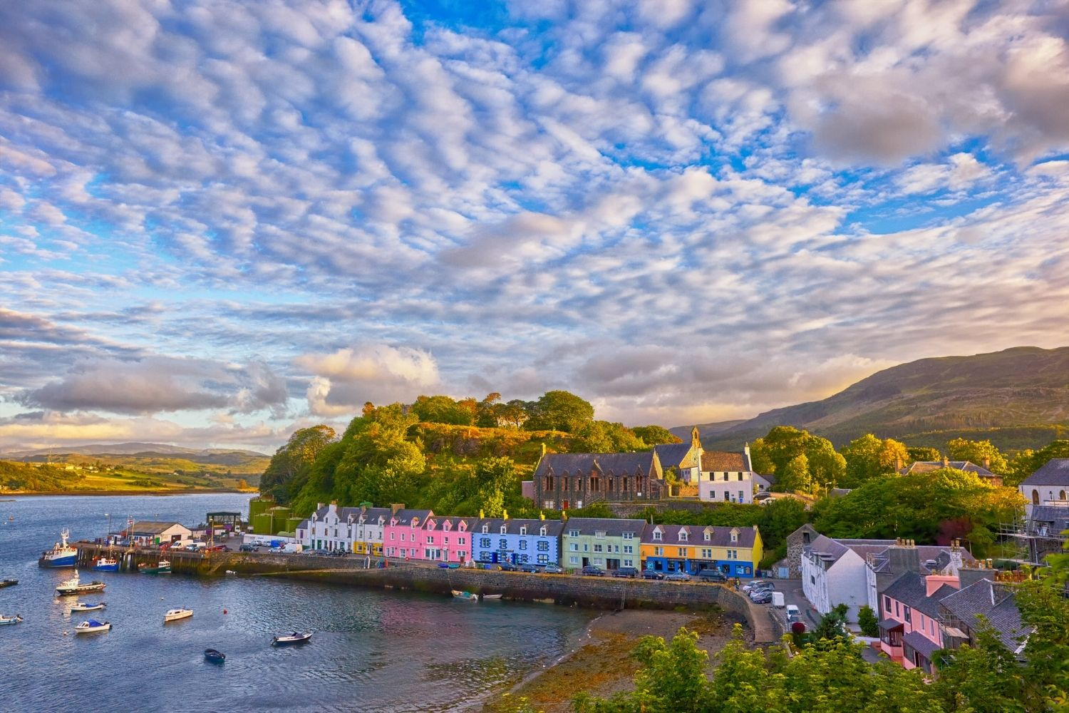 ideal isle of skye itinerary