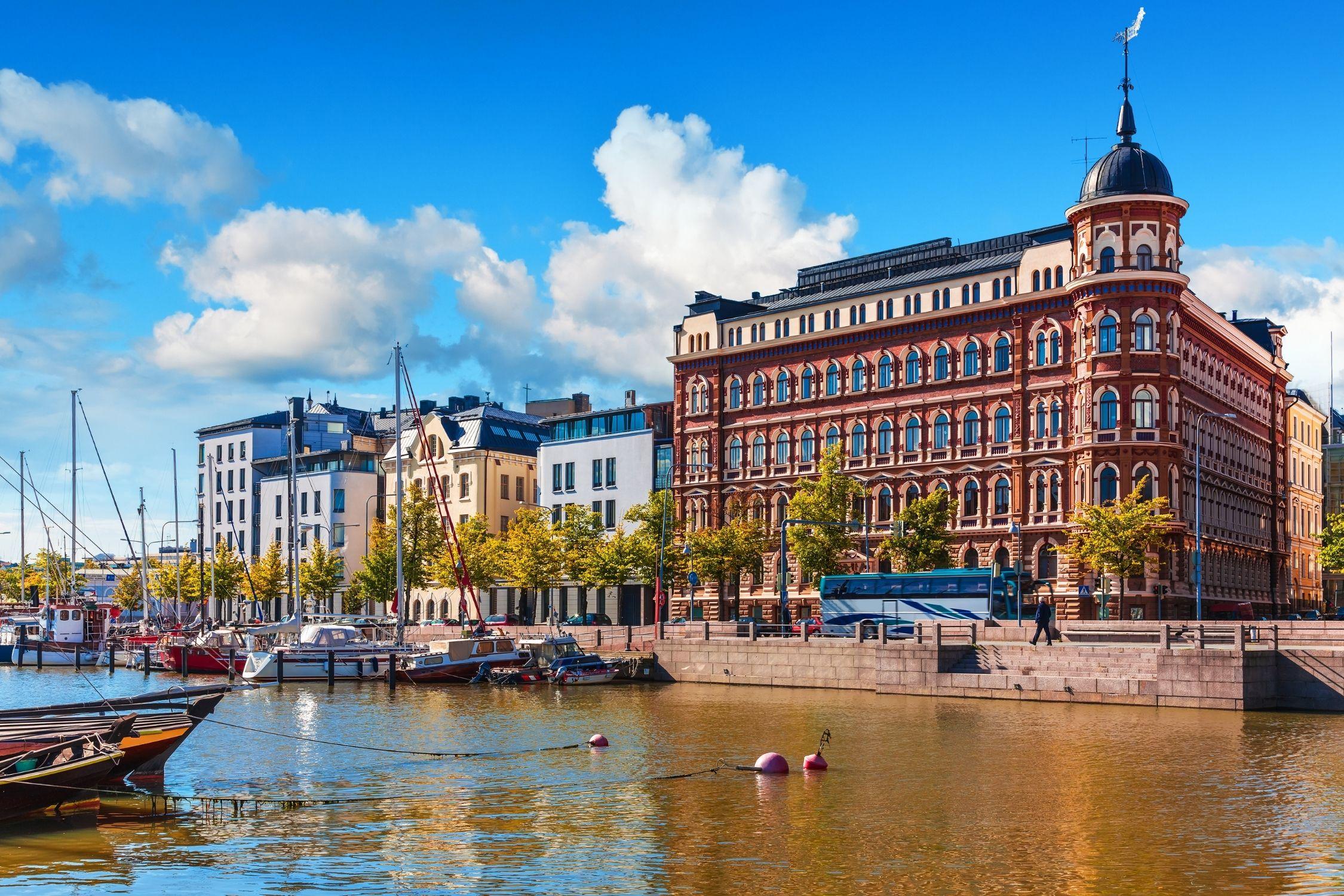 Helsinki City Waterfront