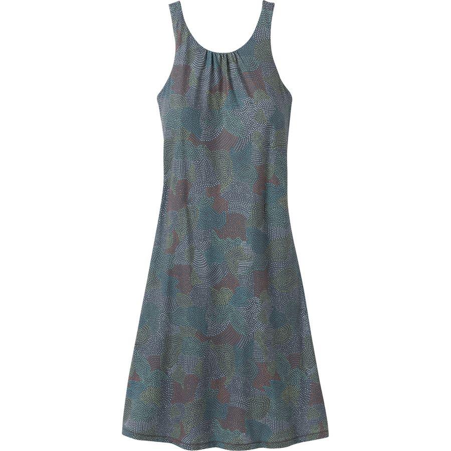 prAna Skypath dress in Chalkboard Dotty makes a great dress for safari