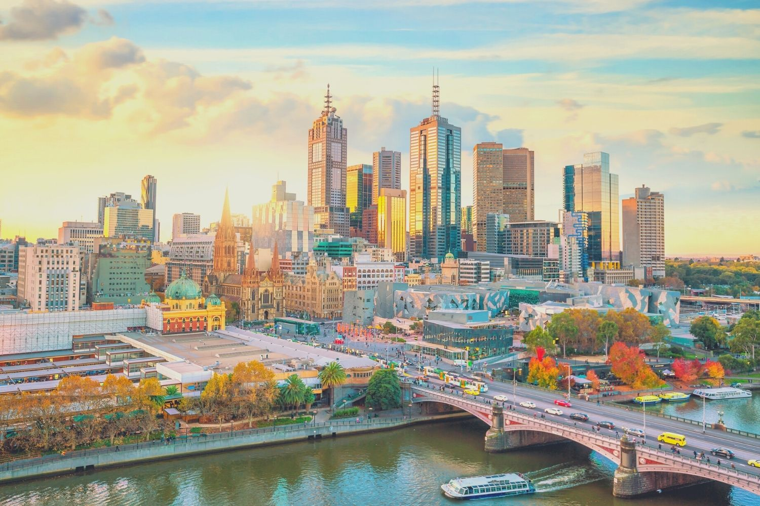beautiful cities to visit in the world