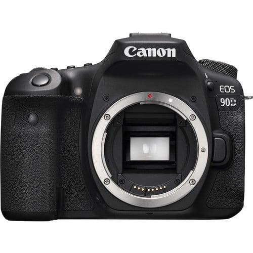 Canon 90D Safari Camera