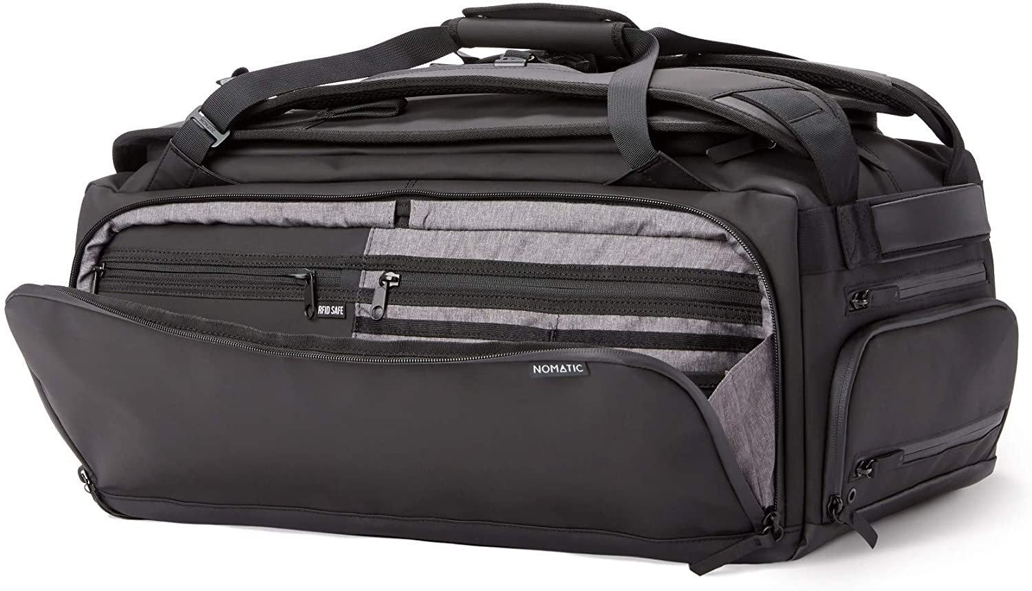 Nomatic Travel Bag 40L On it Side