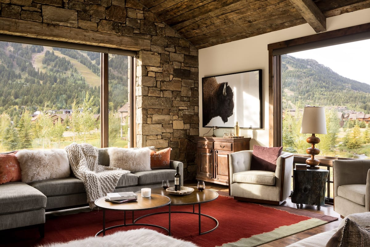 Four Pines 7 Airbnb in Jackson Hole