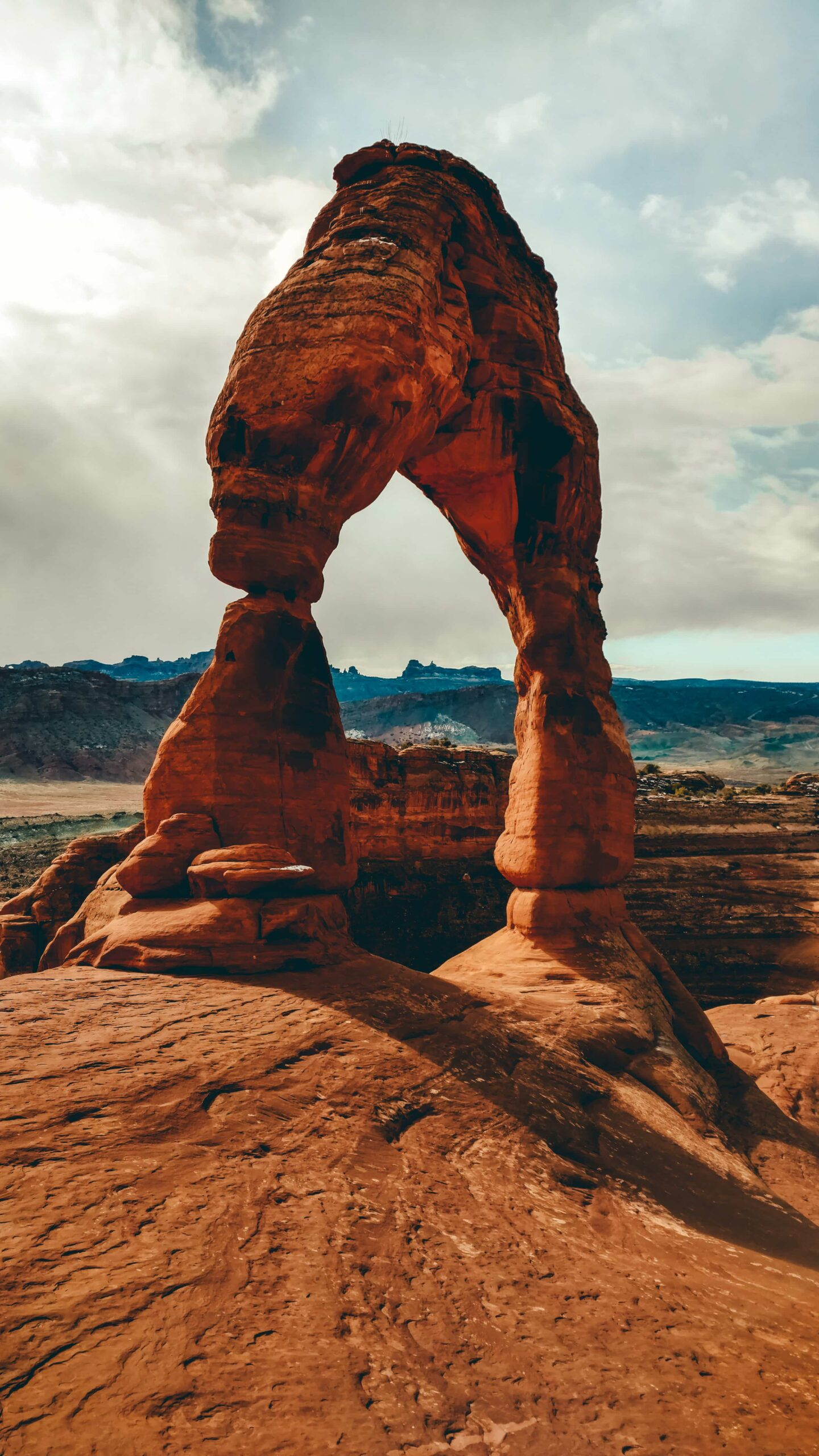 delicate arch moab