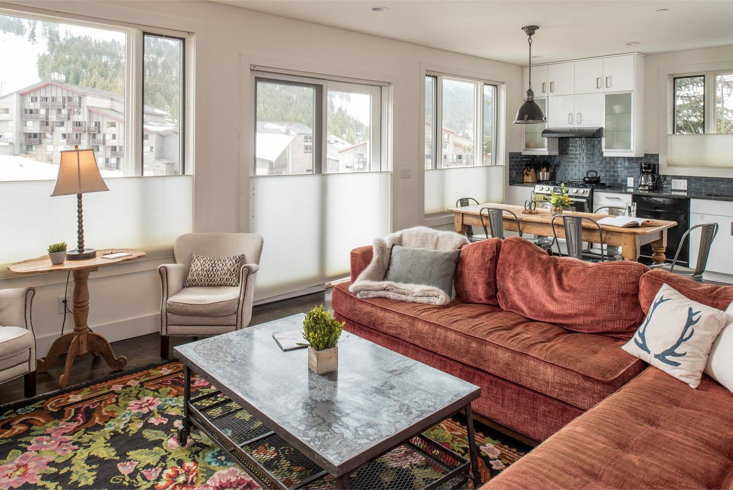 King Ridge 7 Penthouse Airbnbs in Jackson Hole