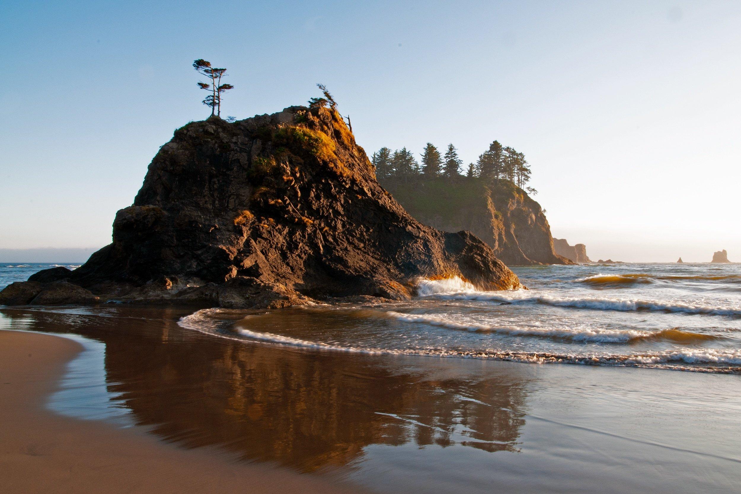 Olympic Peninsula Coast