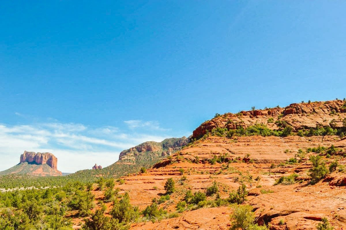 Cathedral Rock Trail in Sedona Arizona