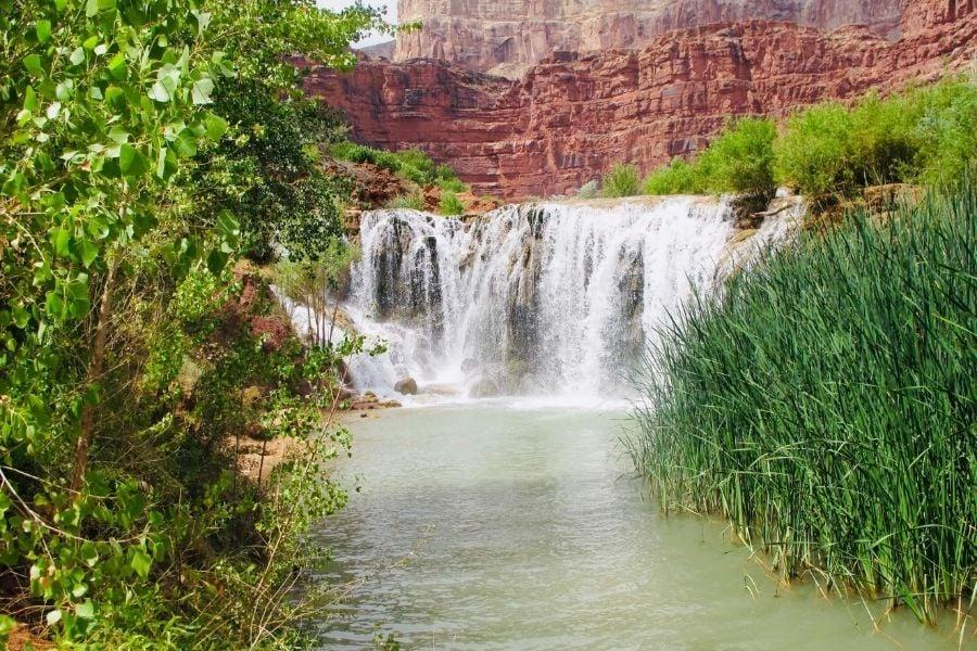 havasupai falls, havasupai,