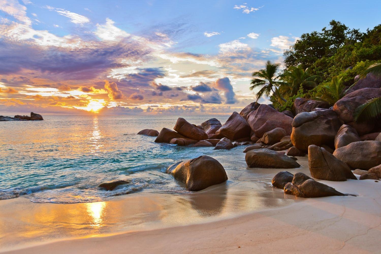 Where is Seychelles