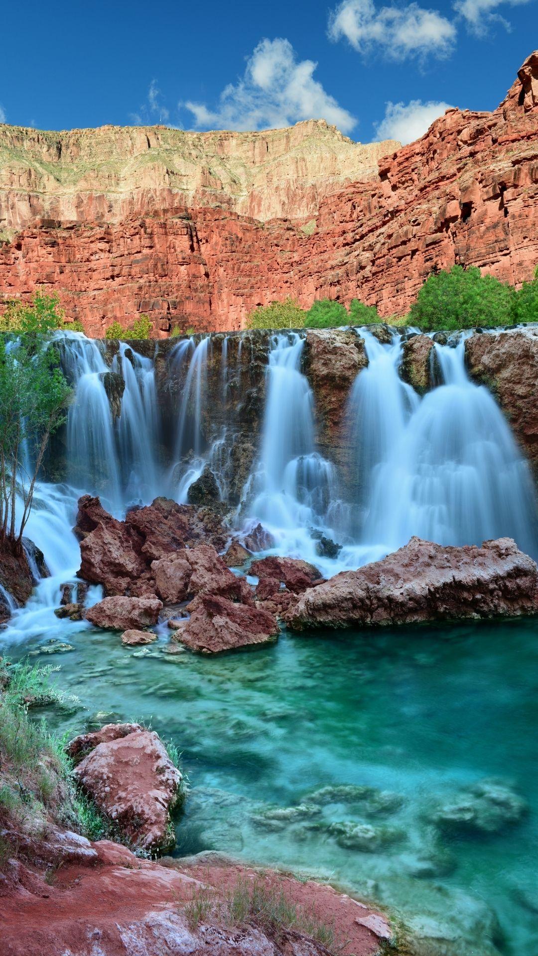 New Navajo Falls