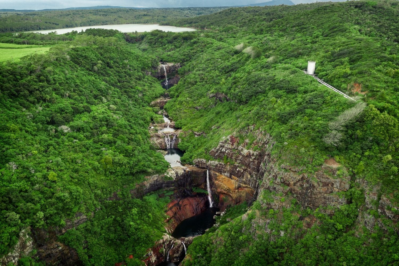 waterfalls in africa