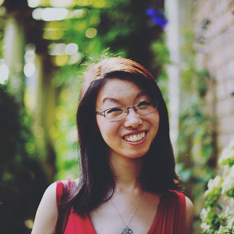 The Author Jiayi Wang from The Diary of a Nomad