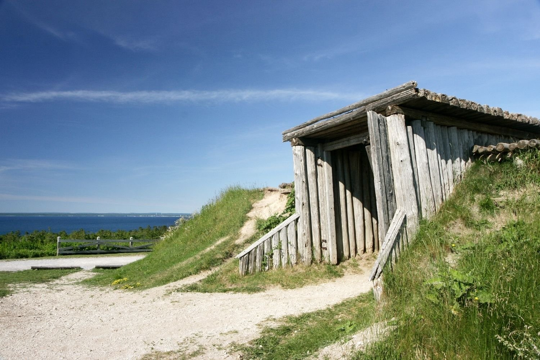Fort Holmes Mackinac Island