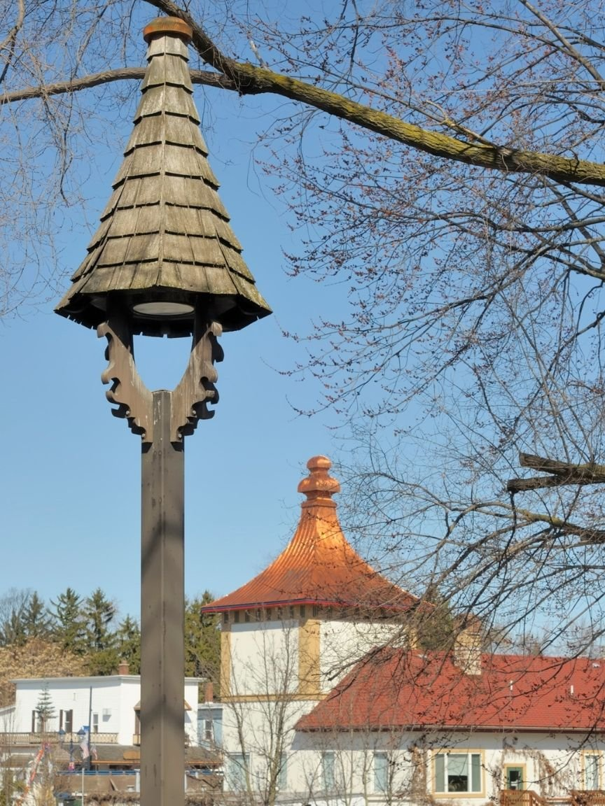 Frankenmuth Lamp