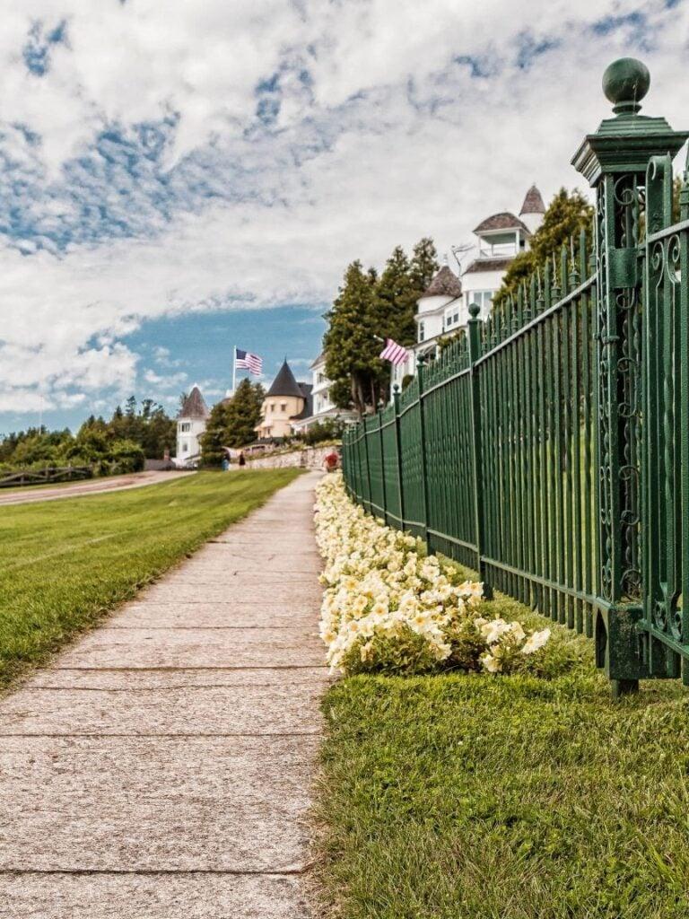 Mackinac Island Street
