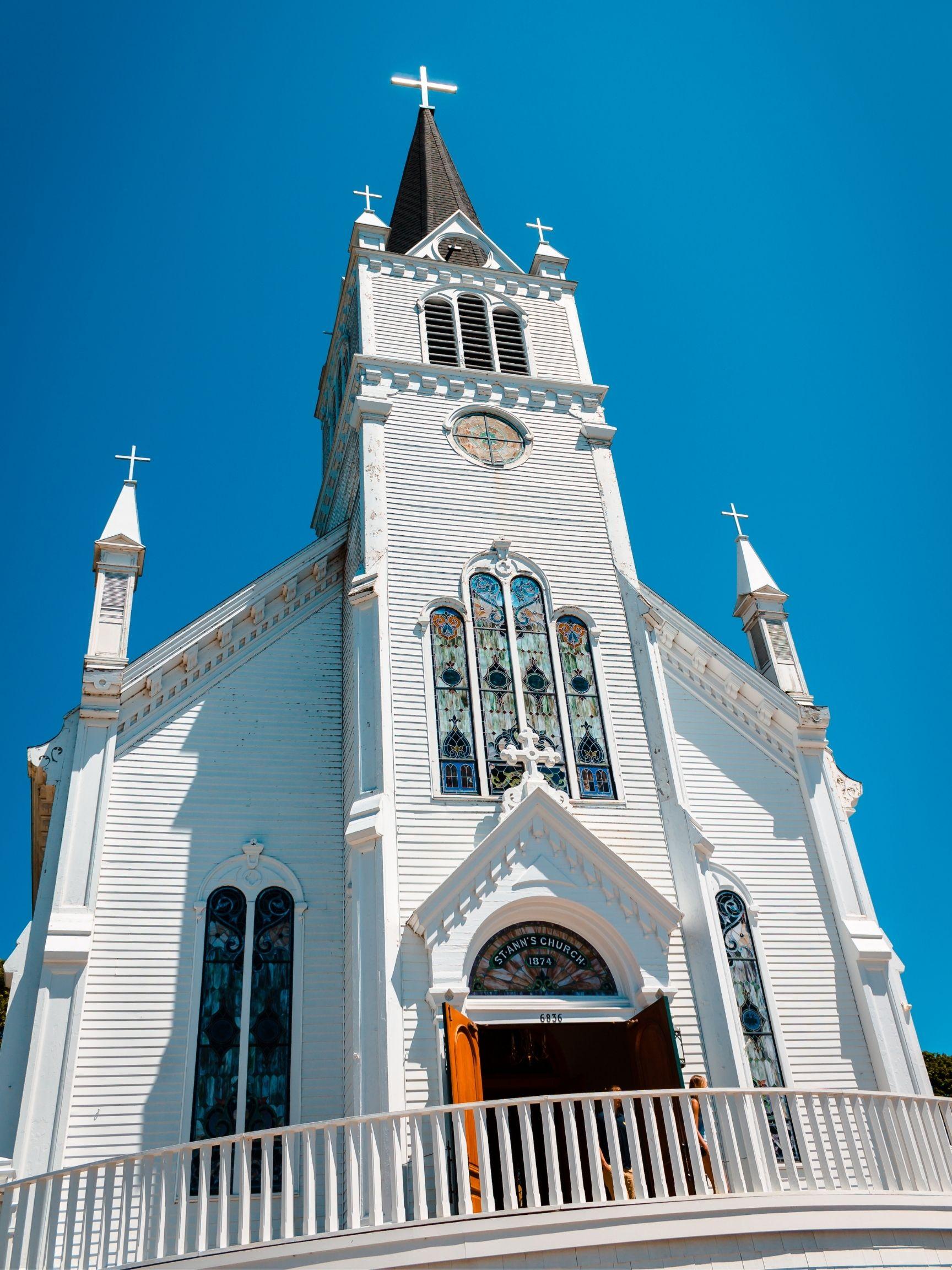 Sainte Anne's Church