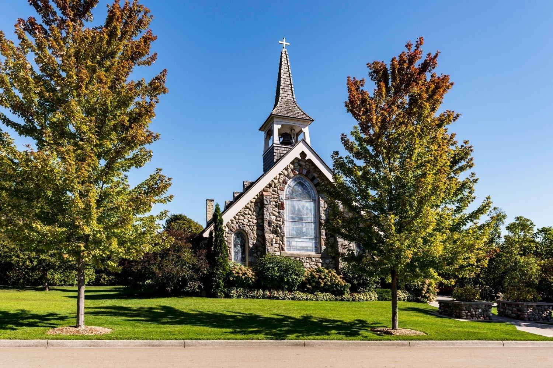 Mackinac Stone Church