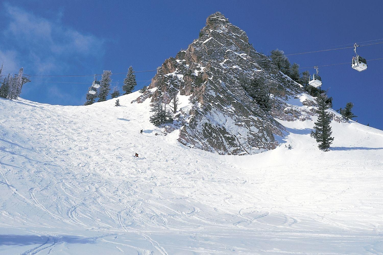Snowbasin Ski Resort Bowl