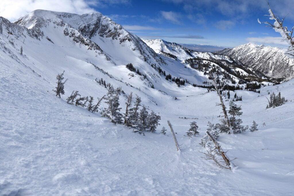 Mineral Basin Area at Snowbird