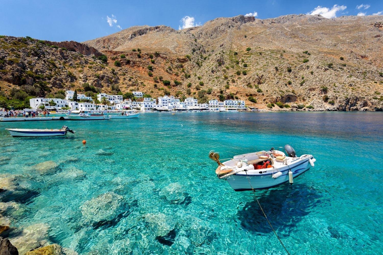 Best Crete Beaches