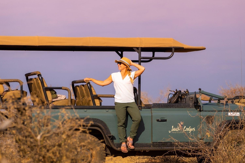 safari clothes for women